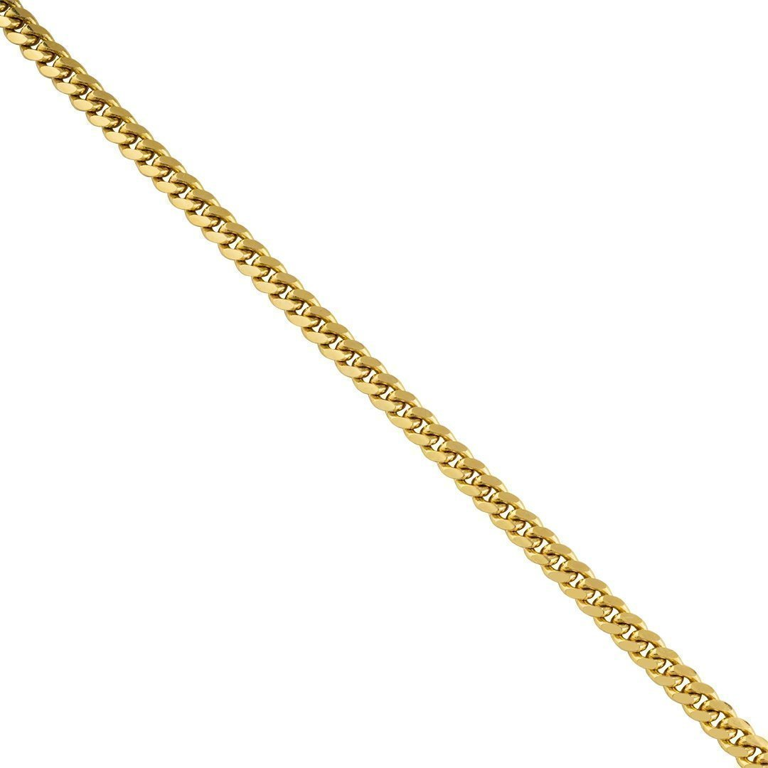 14K-Yellow-Solid-Gold-Cuban-Link-Chain-4-mm-18-0-inches---23-0-grams