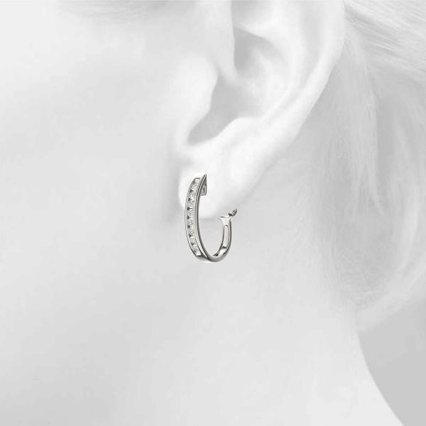 14k-white-gold-hoop-diamond-earring-40209-A