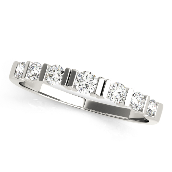 14k-white-gold-bar-set-diamond-wedding-ring-50059-W