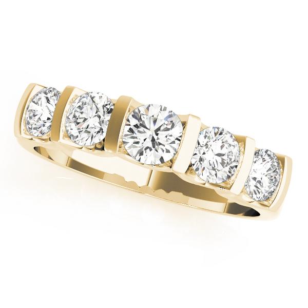 14k-yellow-gold-bar-set-diamond-wedding-ring-50267-W