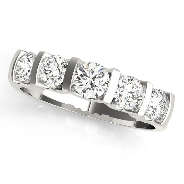 18k-white-gold-bar-set-diamond-wedding-ring-50267-W