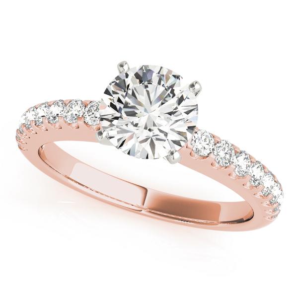 14k-rose-gold-single-row-diamond-engagement-ring-50355-E-2