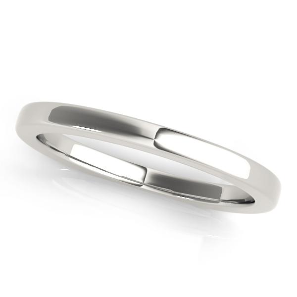 14k-white-gold-plain-metal-wedding-ring-50363-W