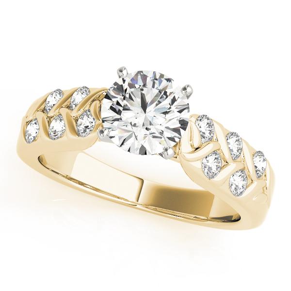 14k-yellow-gold-multirow-diamond-engagement-ring-50366-E