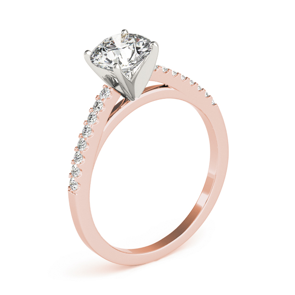 18k-rose-gold-single-row-diamond-engagement-ring-50367-E-1