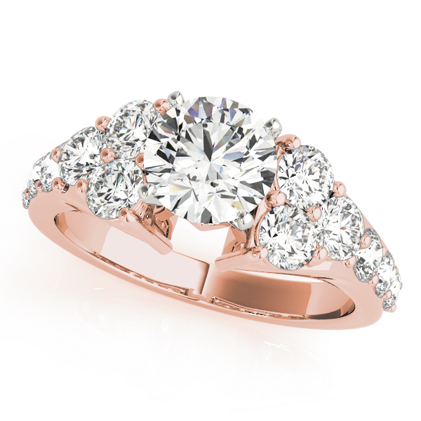 14k-rose-gold-cluster-diamond-engagement-ring-50377-E-A