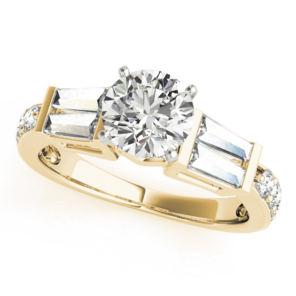 18k-yellow-gold-designer-diamond-engagement-ring-50386-E-A