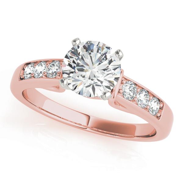 18k-rose-gold-single-row-diamond-engagement-ring-50397-E