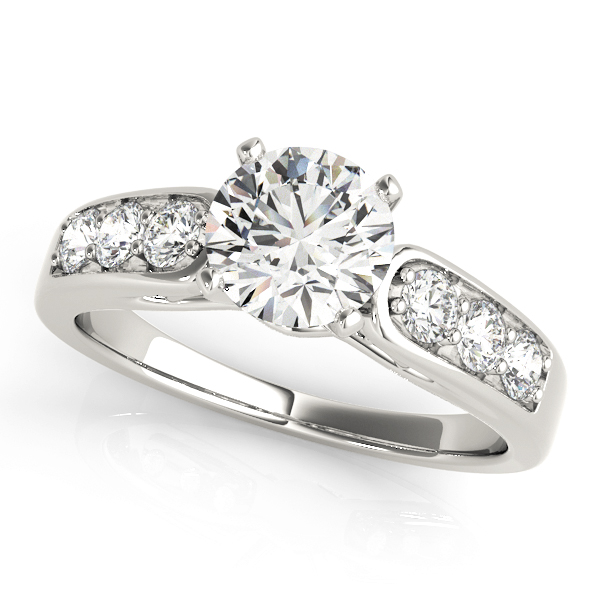 14k-white-gold-single-row-diamond-engagement-ring-50399-E