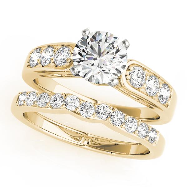 14k-yellow-gold-single-row-diamond-engagement-ring-50399-E