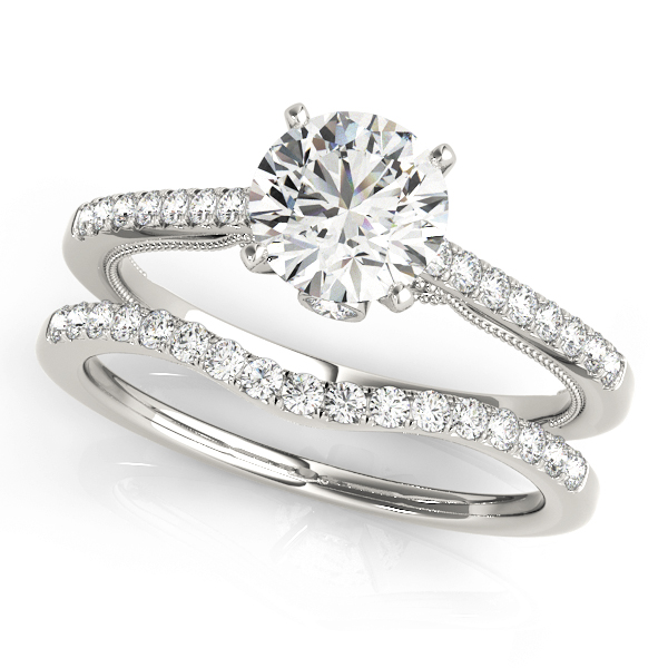 14k-white-gold-single-row-diamond-engagement-ring-50845-E-A