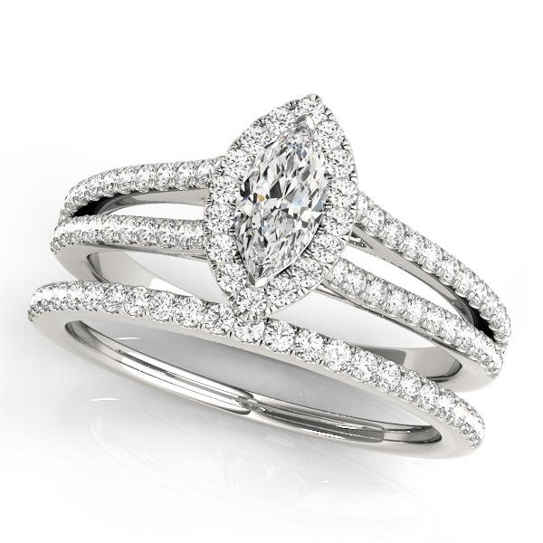 14k-white-gold-three-stone-marquise-shape-diamond-engagement-ring-50853-E-7X3.5-14K-White-Gold