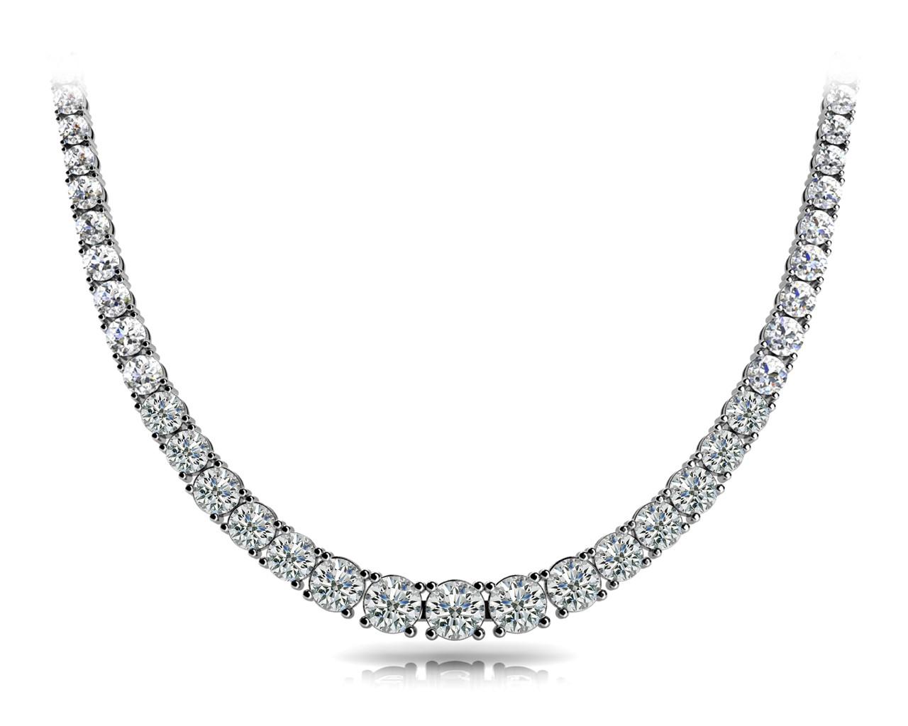 14k-white-gold-eternity-diamond-necklace-60019-20