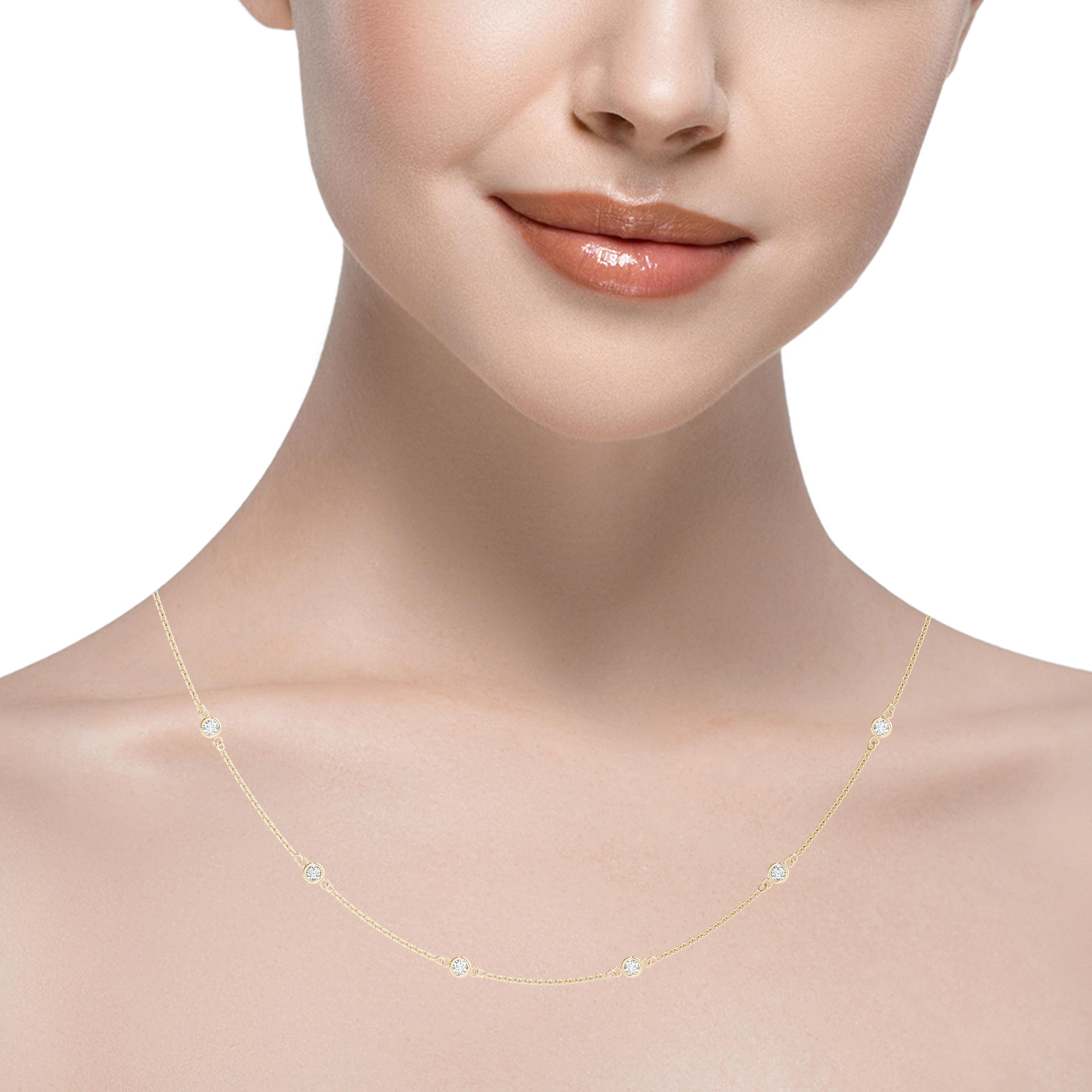 14k-yellow-gold-chain-diamond-necklace-60025-1
