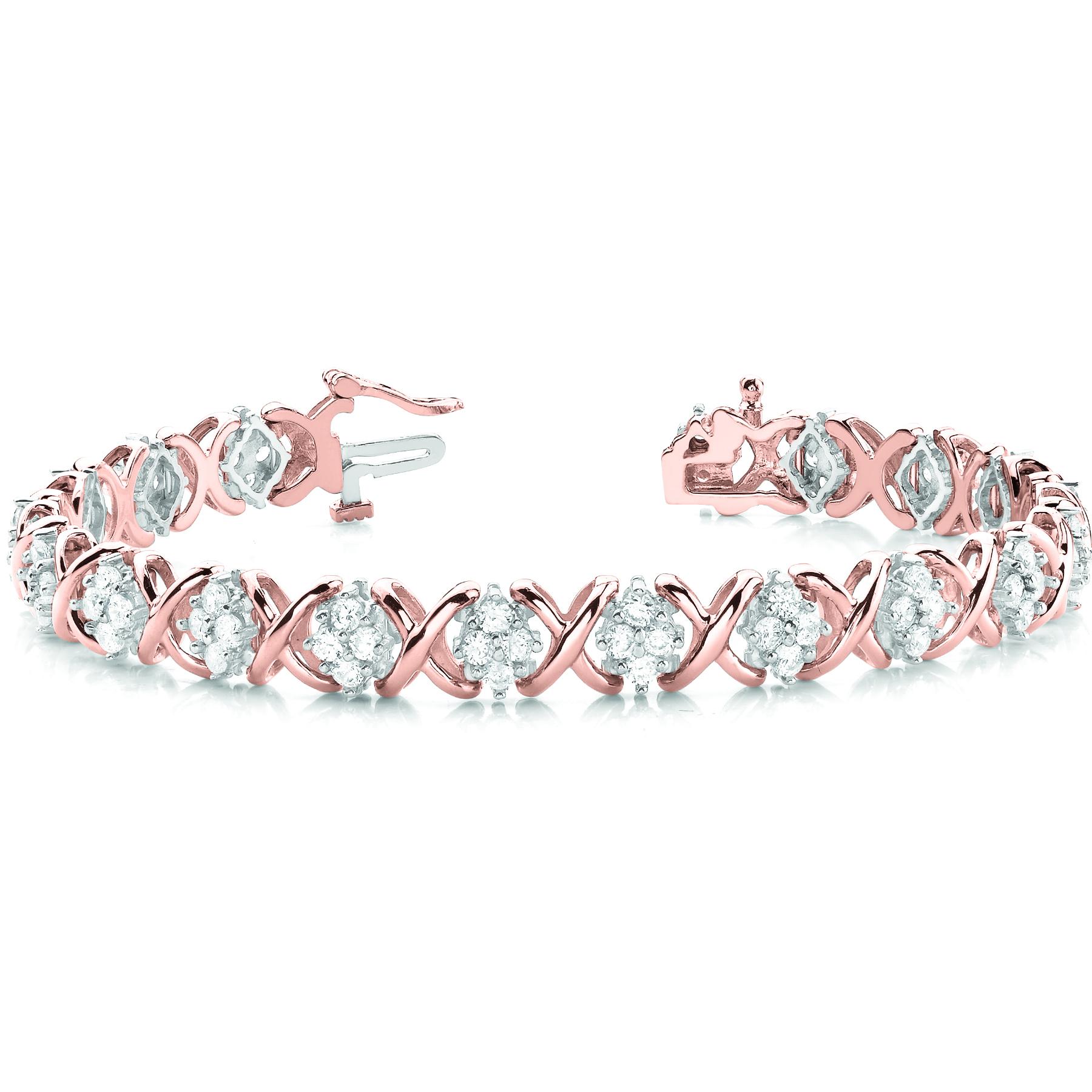 14k-rose-gold-fashion-diamond-bracelet-70014-1