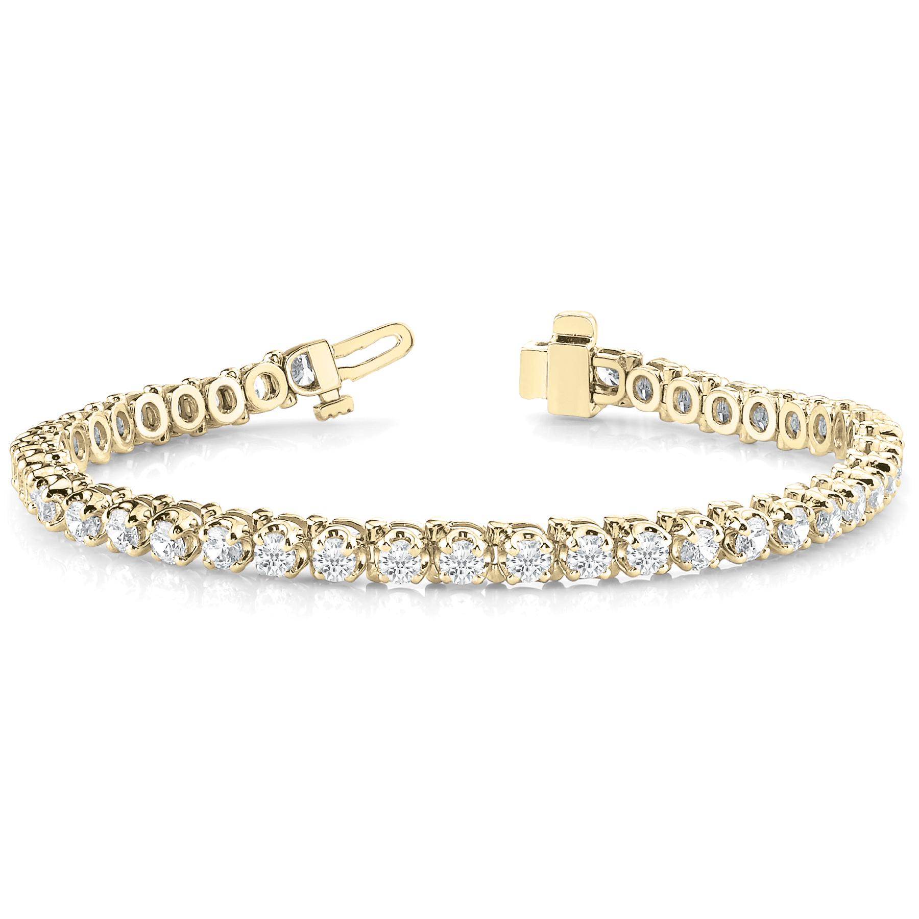 18k-yellow-gold-prong-set-tennis-diamond-bracelet-4488-04-05
