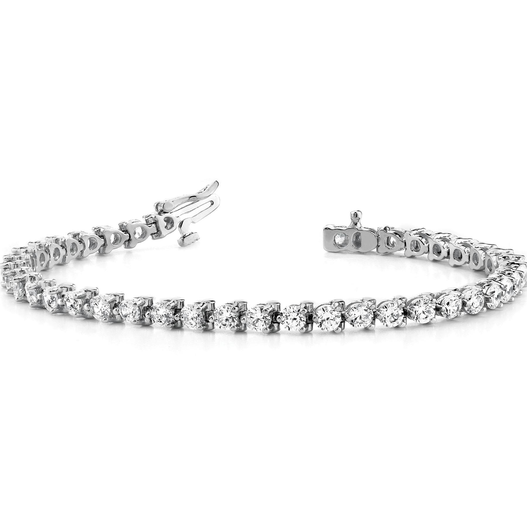 14k-white-gold-prong-set-tennis-diamond-bracelet-70027-1