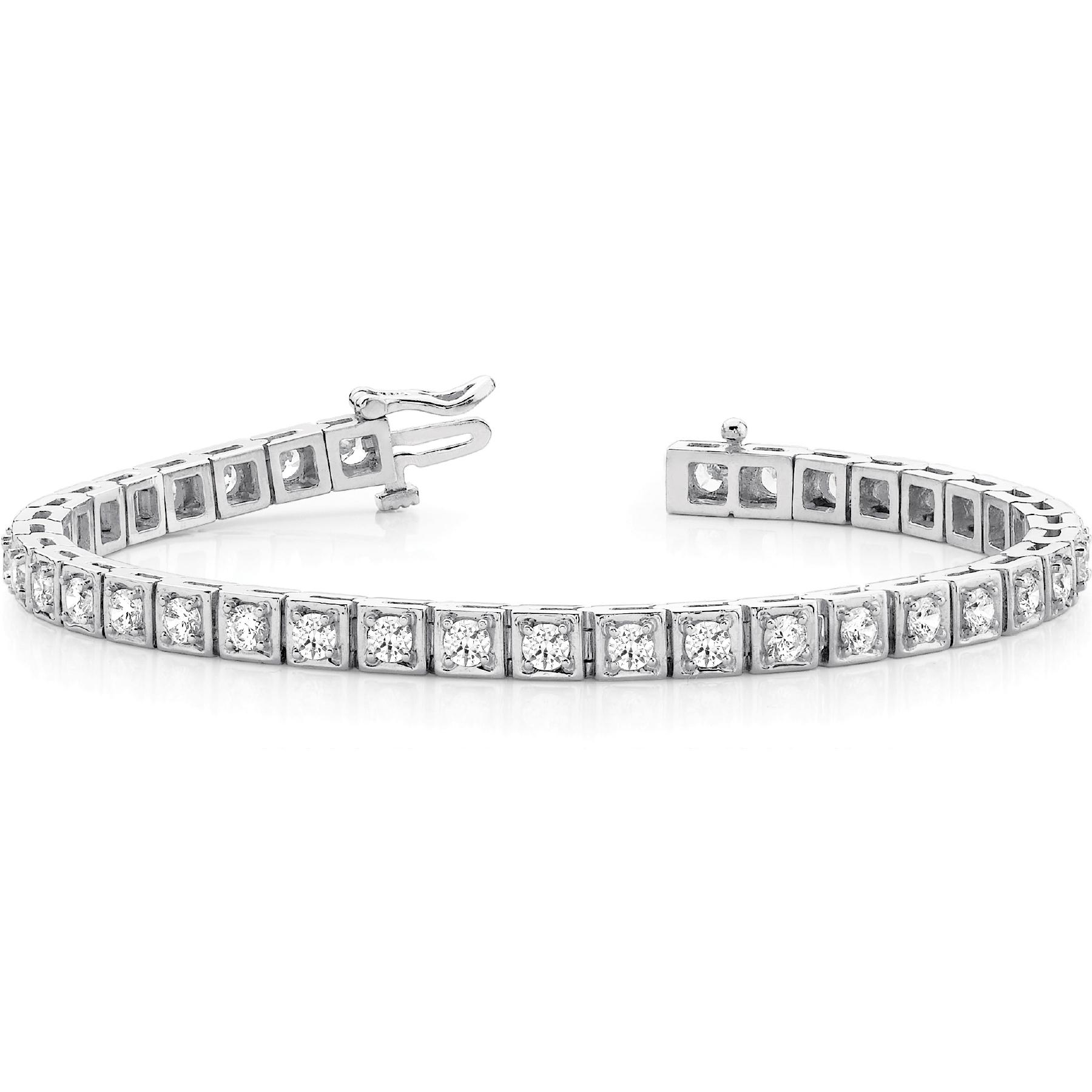 14k-white-gold-illusion-tennis-diamond-bracelet-70029-1