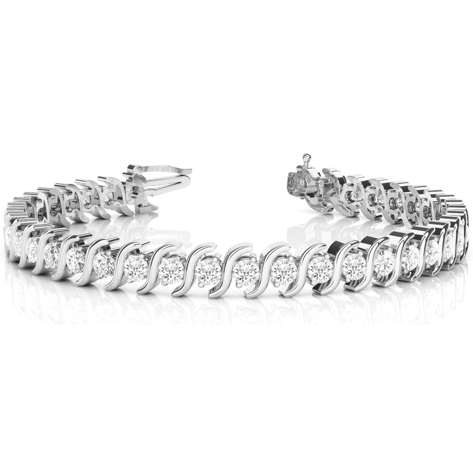 14k-white-gold-s-link-tennis-diamond-bracelet-70037--75