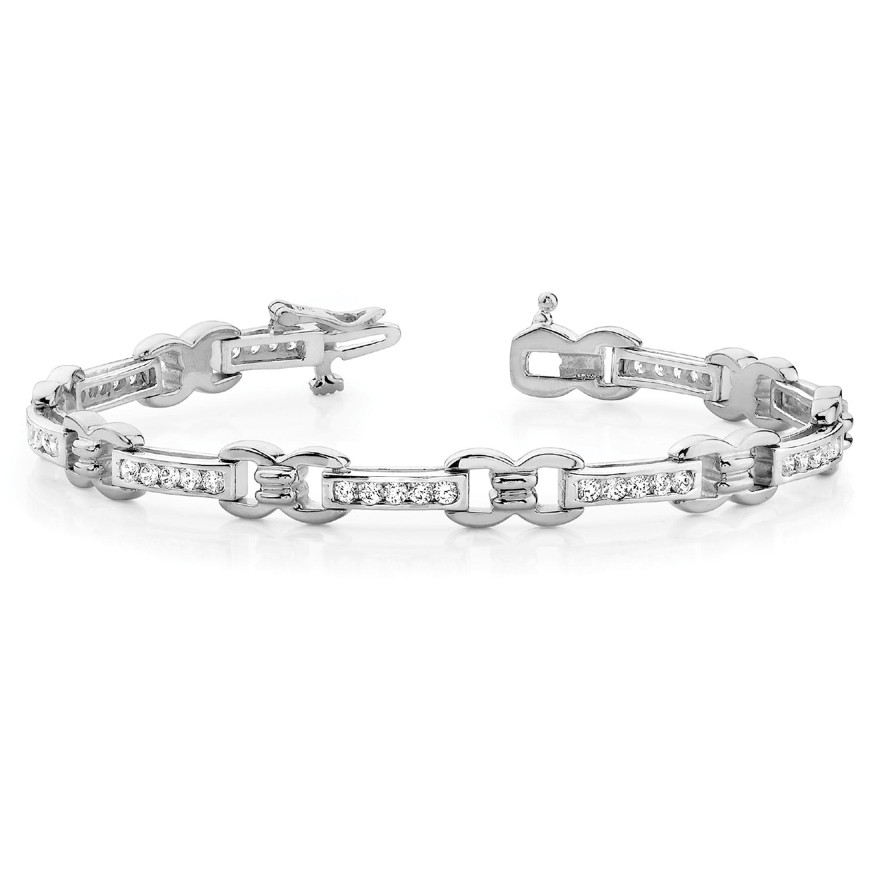 14k-white-gold-fashion-diamond-bracelet-70040-1