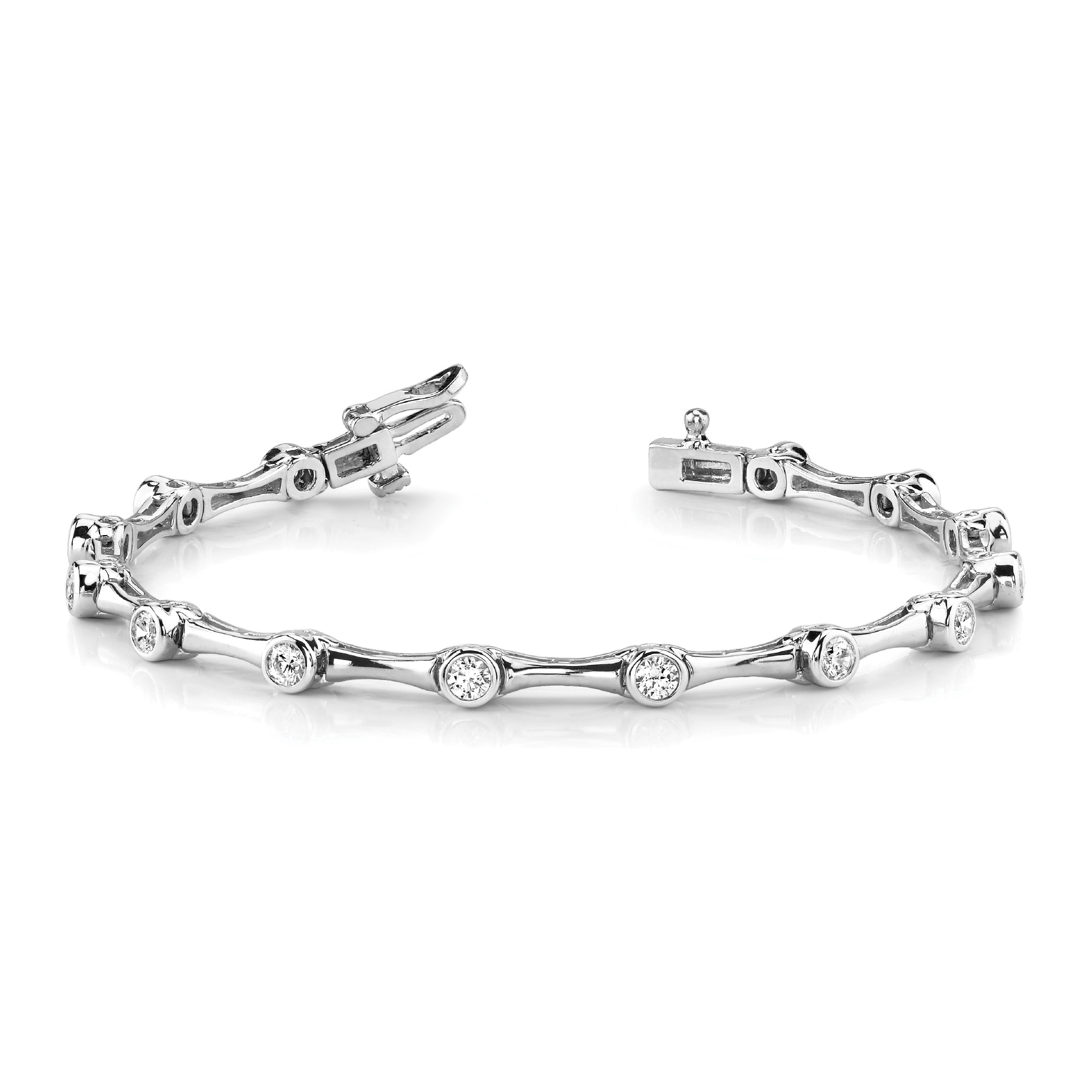 14k-white-gold-fashion-diamond-bracelet-70043--75