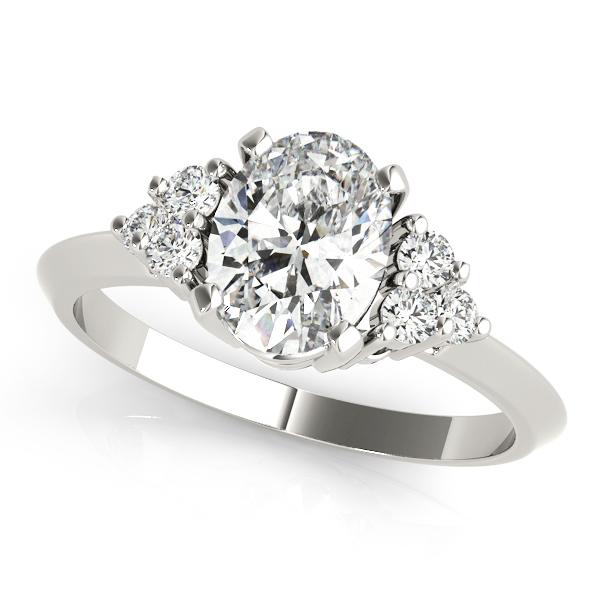 14k-white-gold-side-stone-oval-shape-diamond-engagement-ring-80450-12X10-14K-White-Gold
