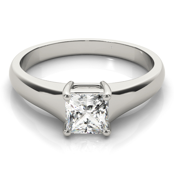 14k-white-gold-solitaire-princess-shape-diamond-engagement-ring-83375-5-14K-White-Gold