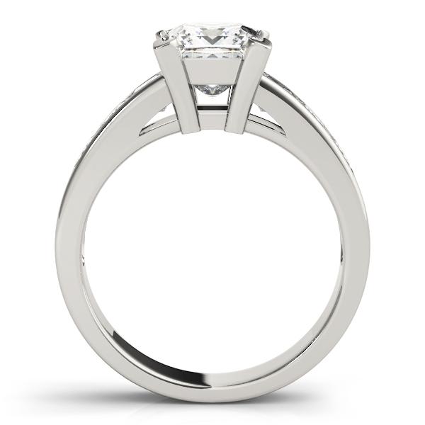 14k-white-gold-pave-princess-shape-diamond-engagement-ring-83414-14K-White-Gold