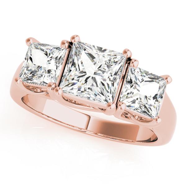 14k-rose-gold-three-stone-princess-shape-diamond-engagement-ring-83478-2-14K-Rose-Gold
