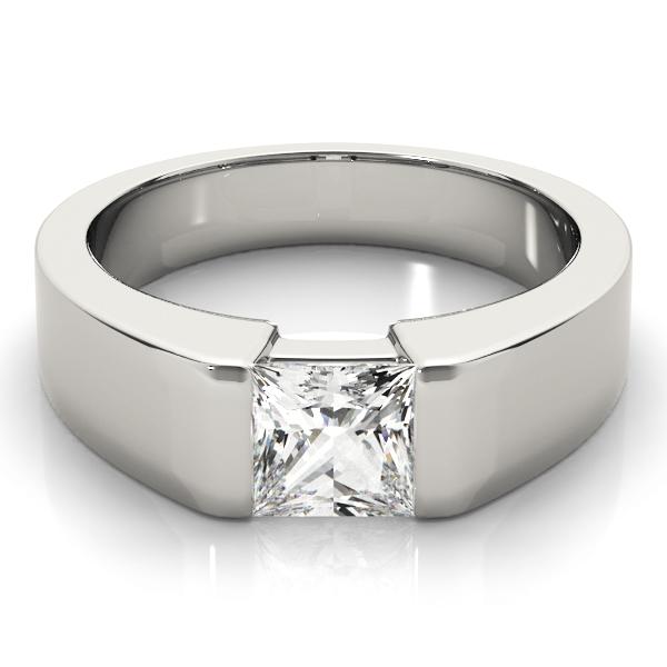14k-white-gold-solitaire-princess-shape-diamond-engagement-ring-83526-4.5-14K-White-Gold