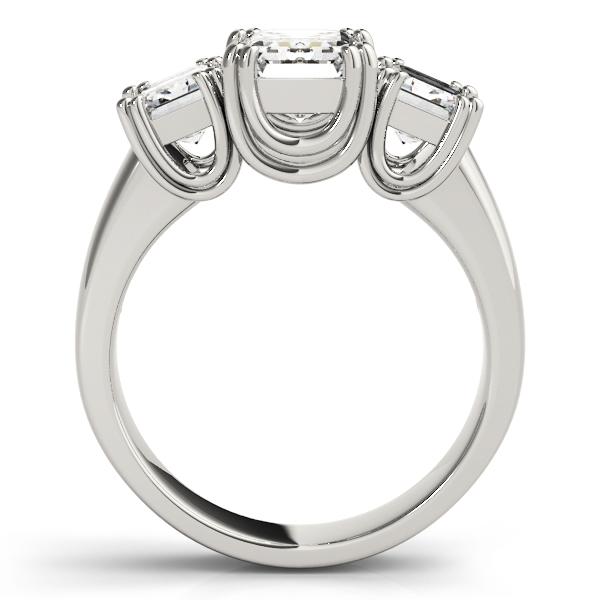 14k-white-gold-three-stone-emerald-shape-diamond-engagement-ring-83610-14K-White-Gold