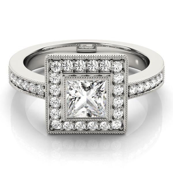 14k-white-gold-halo-cushion-shape-diamond-engagement-ring-83651-14K-White-Gold