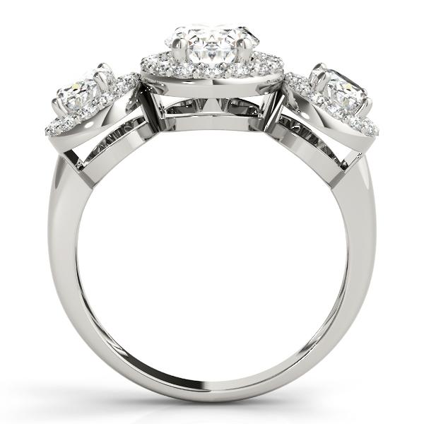 14k-white-gold-three-stone-oval-shape-diamond-engagement-ring-83683-14K-White-Gold