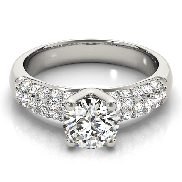 14k-white-gold-pave-round-shape-diamond-engagement-ring-83702-3-4-14K-White-Gold