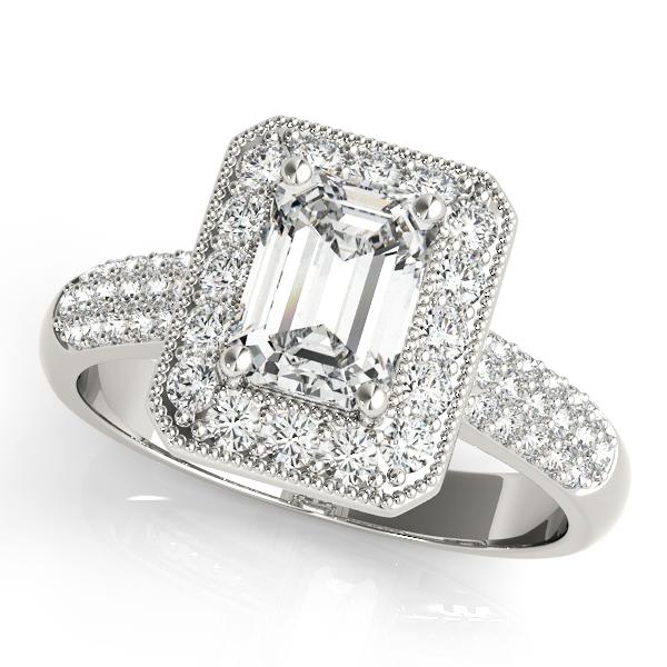 14k-white-gold-halo-emerald-shape-diamond-engagement-ring-83725-10X8-14K-White-Gold