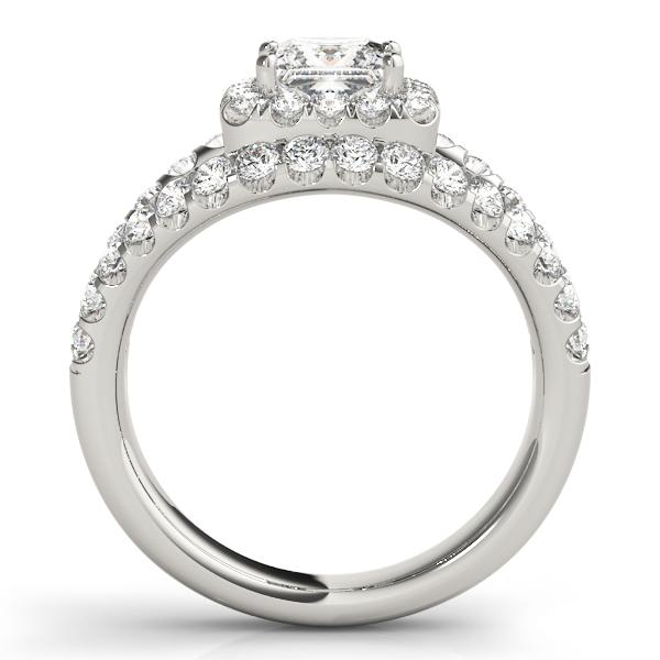 14k-white-gold-halo-cushion-shape-diamond-engagement-ring-83757-14K-White-Gold