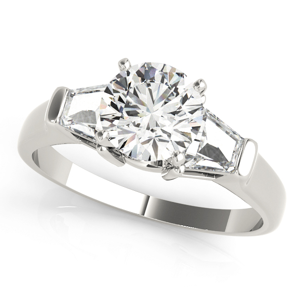 14k-white-gold-three-stone-round-shape-diamond-engagement-ring-84111-A-14K-White-Gold