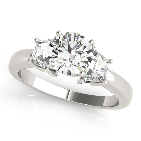 14k-white-gold-three-stone-round-shape-diamond-engagement-ring-84112-A-14K-White-Gold