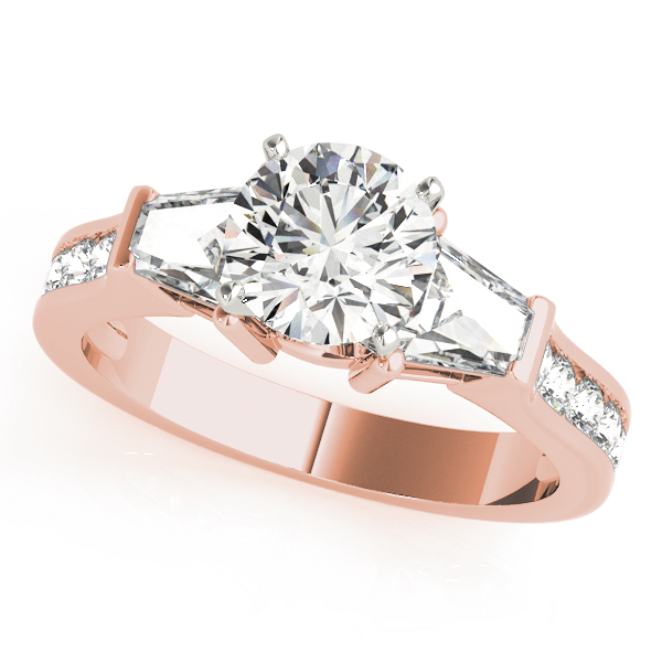 18k-rose-gold-pave-round-shape-diamond-engagement-ring-84115-18K-Rose-Gold