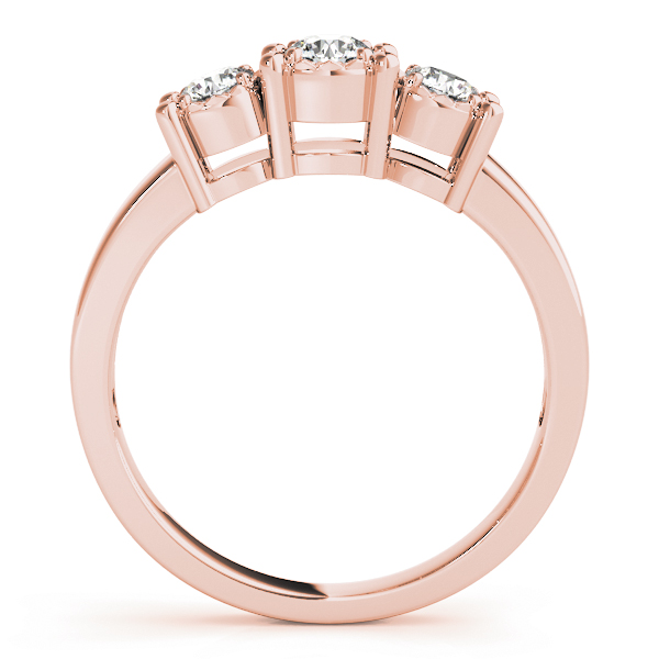 14k-rose-gold-three-stone-round-shape-diamond-engagement-ring-84142-1-4-14K-Rose-Gold