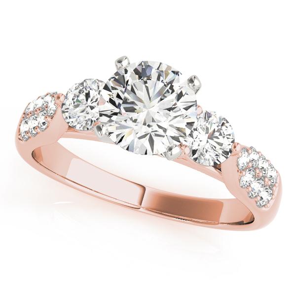 18k-rose-gold-three-stone-round-shape-diamond-engagement-ring-84255-18K-Rose-Gold