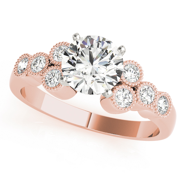14k-rose-gold-side-stone-round-shape-diamond-engagement-ring-84256-14K-Rose-Gold