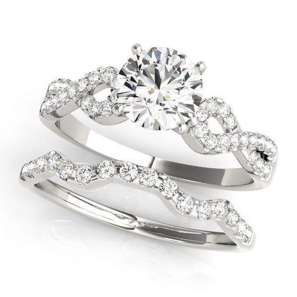 14k-white-gold-multirow-round-shape-diamond-engagement-ring-84258-14k-white-gold