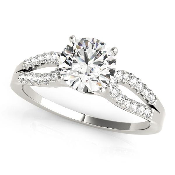 14k-white-gold-multirow-round-shape-diamond-engagement-ring-84260-14k-white-gold