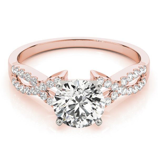 18k-rose-gold-multirow-round-shape-diamond-engagement-ring-84267-18K-Rose-Gold