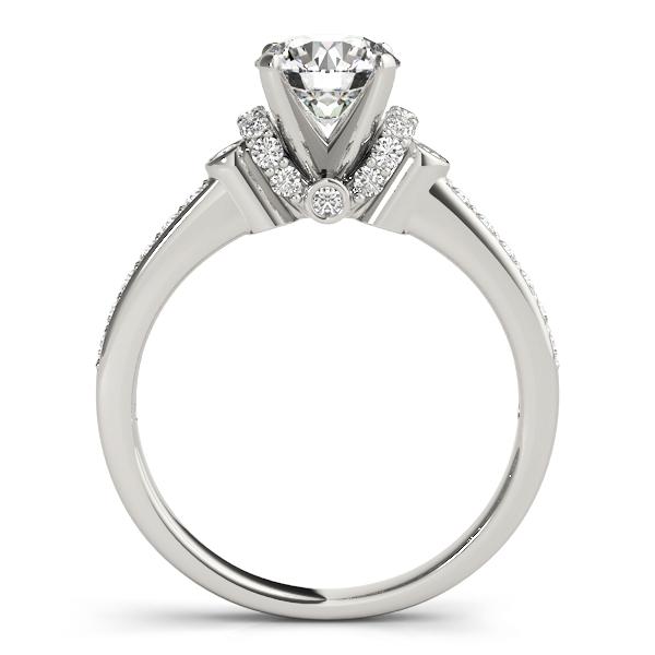 14k-white-gold-side-stone-round-shape-diamond-engagement-ring-84269-14K-White-Gold