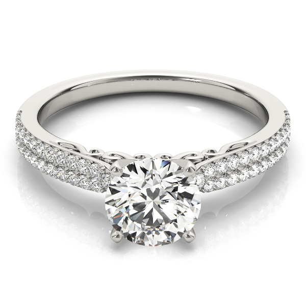 platinum-pave-round-shape-diamond-engagement-ring-84271-Platinum