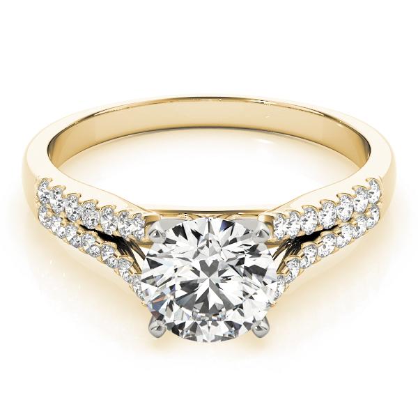 18k-yellow-gold-multirow-round-shape-diamond-engagement-ring-84286-18K-Yellow-Gold