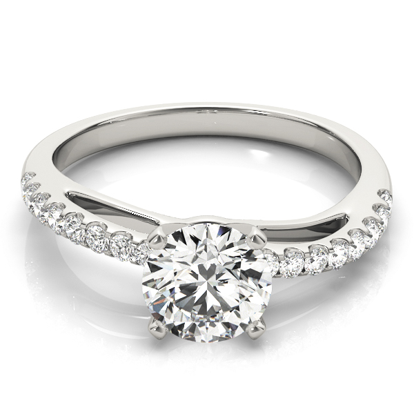 14k-white-gold-bypass-round-shape-diamond-engagement-ring-84294-14K-White-Gold