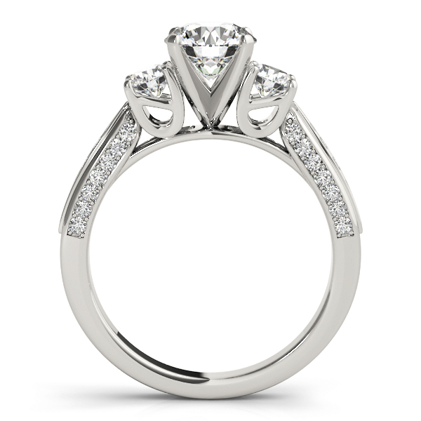 14k-white-gold-three-stone-round-shape-diamond-engagement-ring-84296-14K-White-Gold